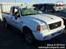Used Parts 2002 Ford Ranger Edge 4.0L 4×4