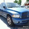 Used Parts 2005 Dodge Ram 1500 5.7L 4×2