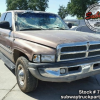 Used Parts 2000 Dodge Ram 2500 8.0L V10 4×2