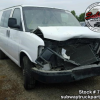 Used Parts 2009 Chevrolet Express G2500 Van 4.8L