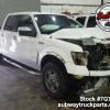 Used Parts 2013 Ford F150 XLT 3.5L Turbo 4×4