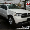Used Parts 2012 Dodge Durango 5.7L AWD