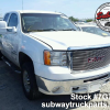 Used Parts 2009 GMC Sierra 2500 6.6L Diesel 4×4