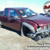 Used Parts 2007 Chevrolet Colorado 3.7L 4×2