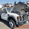 Used Parts 2008 Ford F450 XL Flatbed 6.4L 4×2