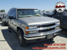 Used Parts 1999 Chevrolet Tahoe LT 5.7L 4×4