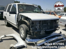 Used Parts 1999 Chevrolet Tahoe LS 5.7L 4×2