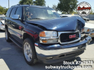 Used Parts 2005 GMC Yukon SLT 5.3L 4×4