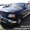 Used Parts 1999 Ford F150 XLT 5.4L 4×2