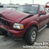 Used Parts 2007 Ford Ranger 4.0L 4×4