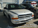 Used Parts 2001 Dodge Dakota 4.7L 4×2