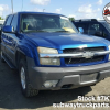 Used Parts 2003 Chevrolet Avalanche 1500 5.3L 4×2