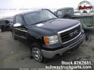 Used Parts 2009 GMC Sierra 1500 5.3L 4×2