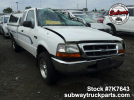 Used Parts 1999 Ford Ranger 4.0L XLT 4×2