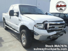 Used Parts 2006 Ford F250 Lariat 6.0L 4×4
