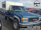 Used Parts 1998 GMC Sierra 2500 7.4L 4×4