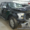 Used Parts 2015 Ford F150 5.0L Lariat 4×4