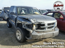 Used Parts 2008 Dodge Dakota 4.7L 4×2