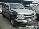 Used Parts 2000 Chevrolet Tahoe 5.3L 4×4