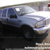 Used Parts 2003 Ford Excursion XLT 5.4L 4×2