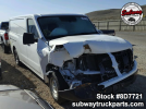 Used Parts 2014 Nissan NV1500 4.0L Cargo Van