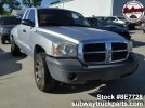 Used Parts 2007 Dodge Dakota 3.7L 4×2