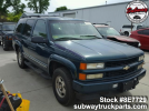 Used Parts 2000 Chevrolet Tahoe 5.7L Z71 4×4
