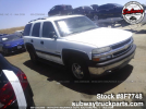 Used Parts 2007 Chevrolet Tahoe 5.3L 4×4