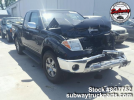 Used Parts 2007 Nissan Frontier Nismo 4.0L 4×2