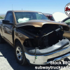 Used Parts 2012 Dodge Ram 1500 4.7L 4×2