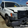 Used Parts 2010 Ford F150 4.6L 4×2