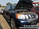 Used Parts 2012 Nissan Titan 5.6L 4×2