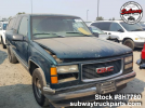 Used Parts 1997 GMC Sierra 1500 5.7L 4×2