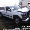 Used Parts 2007 Chevrolet Colorado 2.9L 4×2