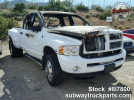 Used Parts 2004 Dodge Ram 3500 5.9L 4×4