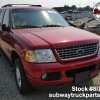 Used Parts 2005 Ford Explorer XLT 4.0L 4×4