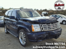 Used Parts 2004 Cadillac Escalade 6.0L AWD