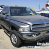 Used Parts 1999 Dodge Ram 1500 5.9L 4×4