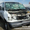Used Parts 2007 Ford E350 Cargo Van 5.4L