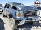 Used Parts 2012 GMC Sierra 2500 4×4