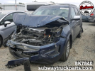 Used Parts 2016 Ford Explorer 3.5L
