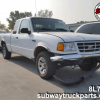 Used Parts 2003 Ford Ranger XLT 3.0L 4×2