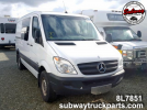 Used Parts 2012 Mercedes Sprinter 2500 3.0L Diesel