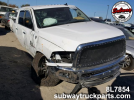 Used Parts 2016 Dodge Ram 2500 Mega Cab 6.7L 4×4