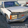 Used Parts 1990 GMC Sierra 1500 5.7L 4×2