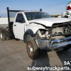 Used Parts 2016 Dodge Ram 5500 6.7L 4×2
