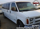 Used Parts 2000 Chevrolet Express 3500 Van 5.7L