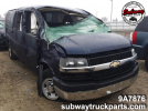 Used Parts 2015 Chevrolet Express 3500 Van 4.8L