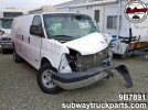 Used Parts 2006 Chevrolet Express 2500 4.8L Cargo Van