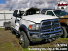 Used Parts 2015 Dodge Ram 5500 6.7L Diesel 4×4